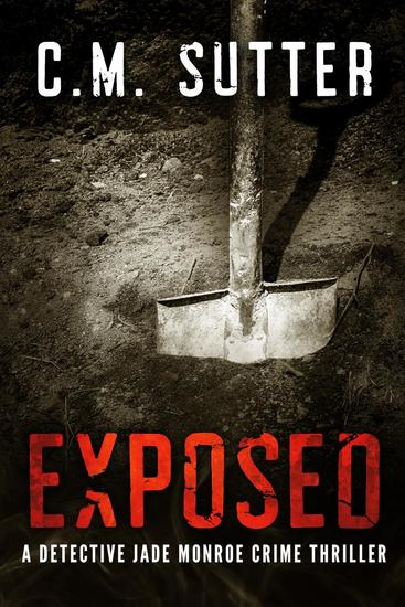 Exposed - A Detective Jade Monroe Crime Thriller #5 - cover
