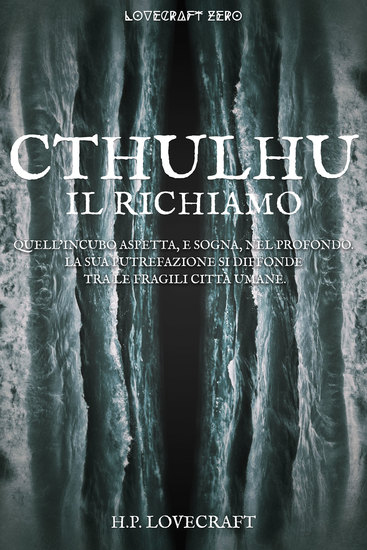 Cthulhu - Il richiamo - cover