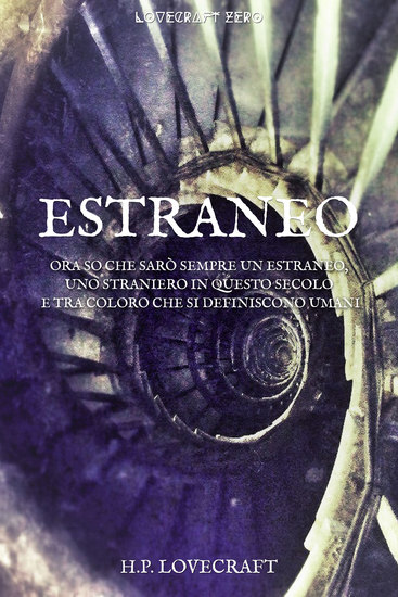 Estraneo - cover