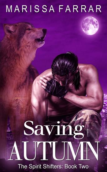 Saving Autumn - cover