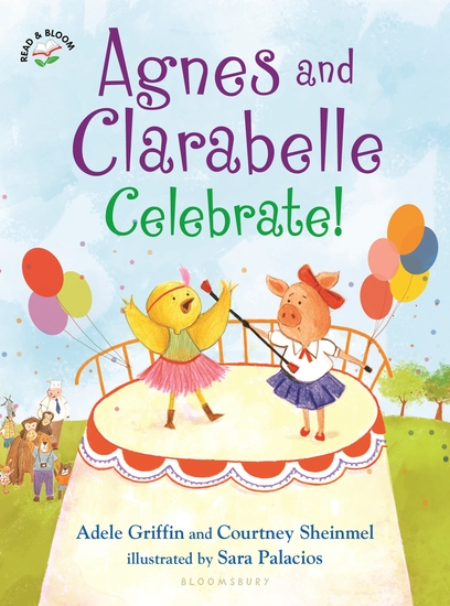 Agnes and Clarabelle Celebrate! - cover