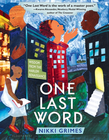 One Last Word - Wisdom from the Harlem Renaissance - cover