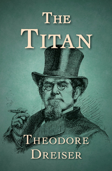 The Titan - cover