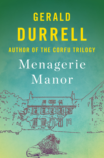 Menagerie Manor - cover