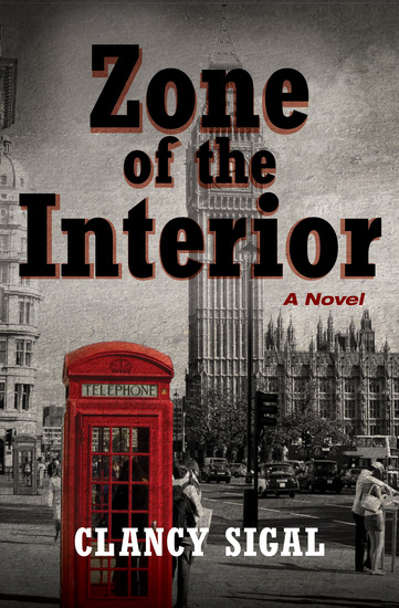 Zone of the Interior - A Novel - cover