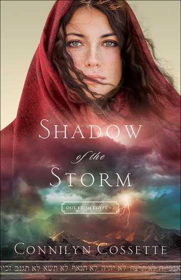 Shadow of the Storm (Out From Egypt Book #2) - cover