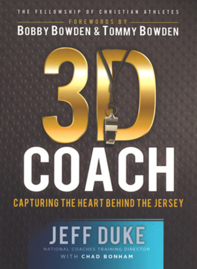 3D Coach - Capturing the Heart Behind the Jersey - cover