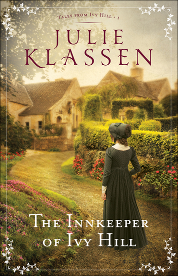 The Innkeeper of Ivy Hill (Tales from Ivy Hill Book #1) - cover