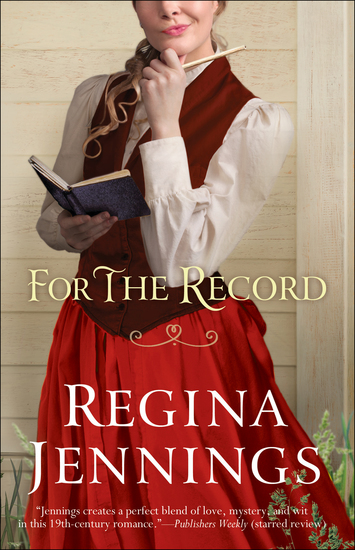 For the Record (Ozark Mountain Romance Book #3) - cover