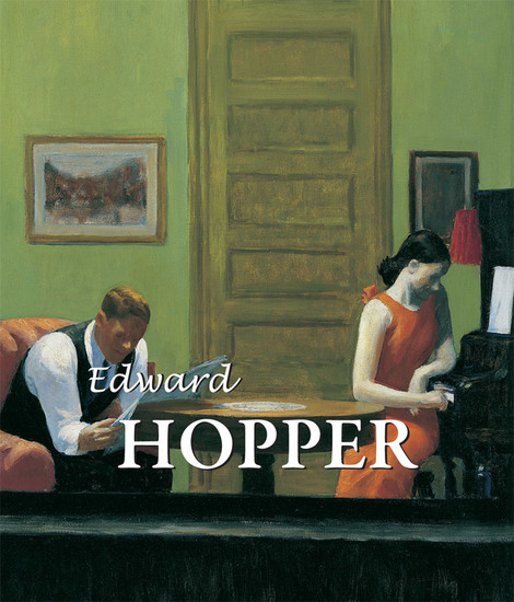 Edward Hopper - cover