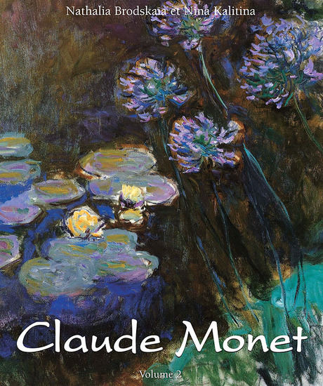 Claude Monet: Vol 2 - cover