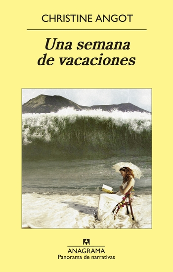 Una semana de vacaciones - cover