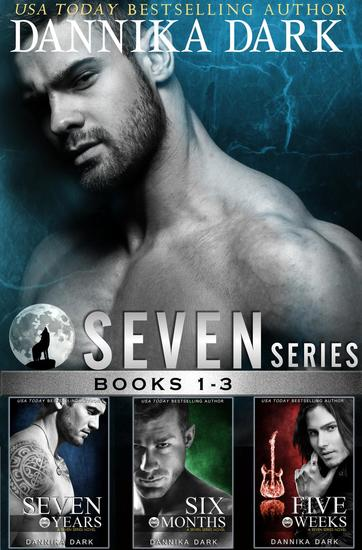 The Seven Series Boxed Set (Books 1-3) - cover