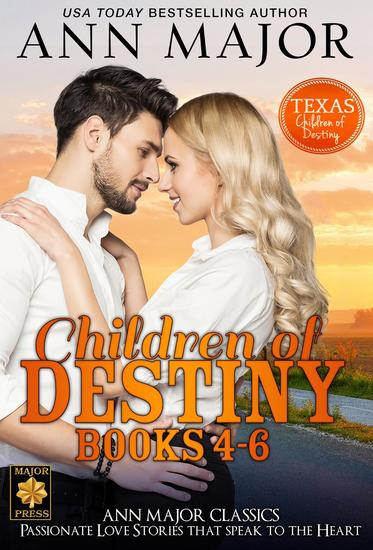 Children of Destiny Books 4-6 - Texas: Children of Destiny #10 - cover