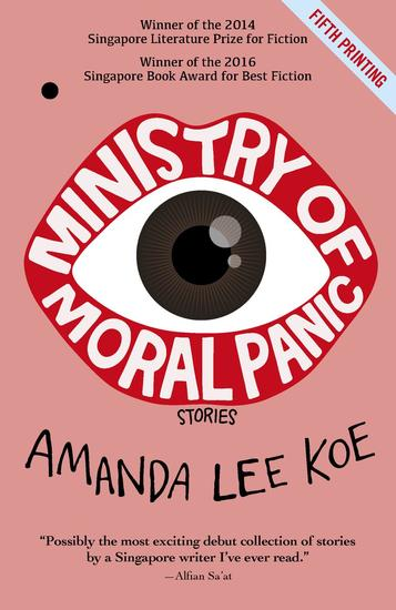 Ministry of Moral Panic - cover