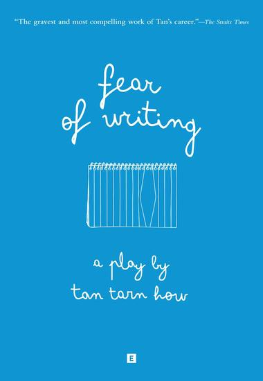 Fear of Writing - From Stage to Print - cover