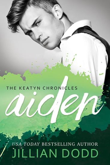 Aiden - The Keatyn Chronicles Series #9 - cover
