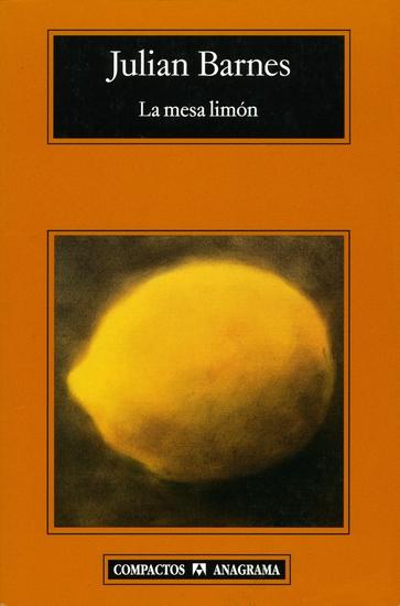 La mesa limón - cover