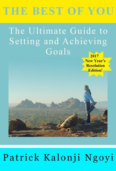 The Best of You: The Ultimate Guide to Setting and Achieving Goals - cover