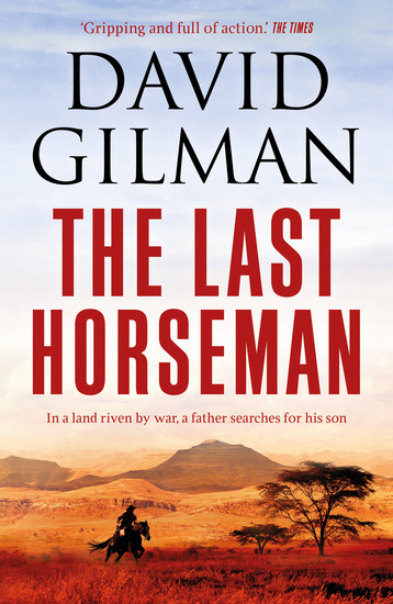 The Last Horseman - cover
