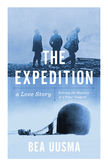 The Expedition - Solving the Mystery of a Polar Tragedy - cover