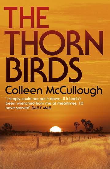 Thorn Birds Book
