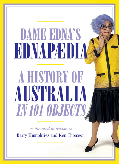 Ednapedia - A History of Australia in a Hundred Objects - cover