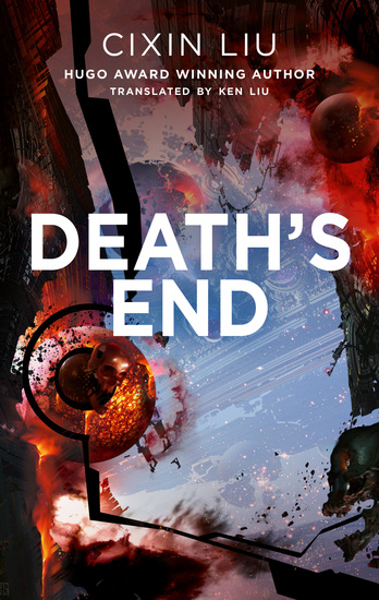 Death's End - cover