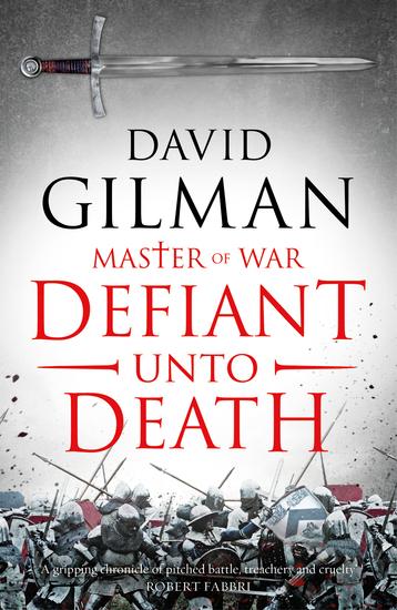 Defiant Unto Death - cover
