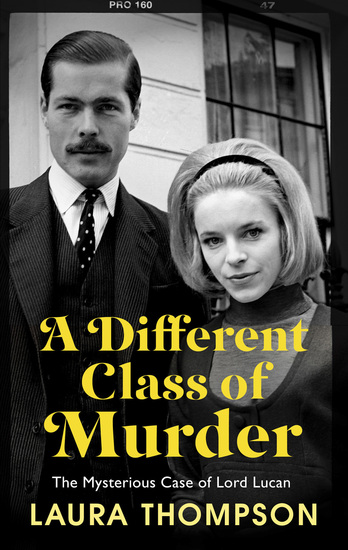 A Different Class of Murder - cover