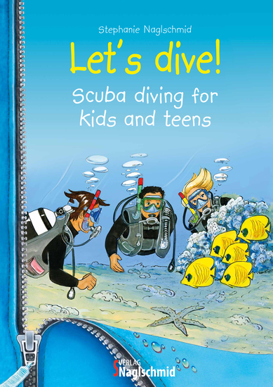 Let's dive - Scuba diving for kids and teens - cover