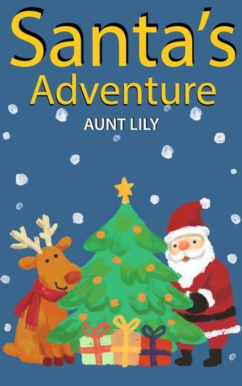 Santa's Adventure - cover