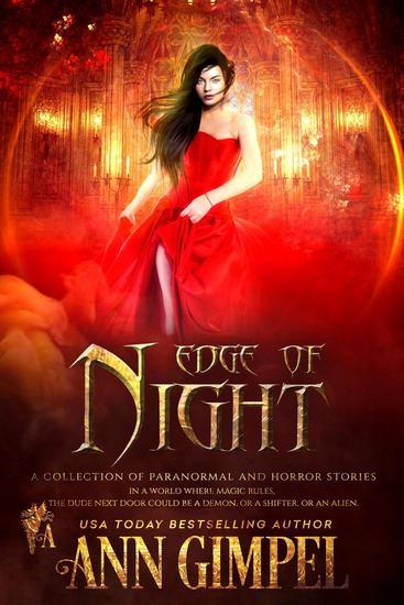 Edge of Night - cover