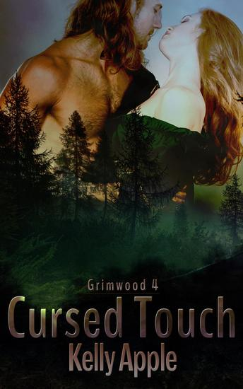 Cursed Touch - Grimwood #4 - cover