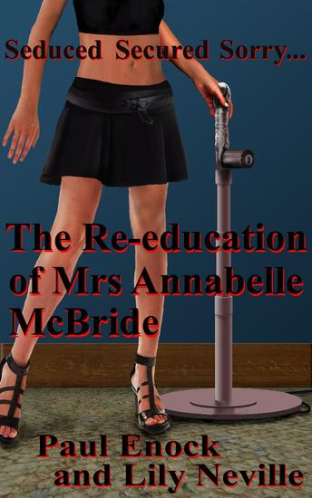 The Re-education of Mrs Annabelle McBride - cover