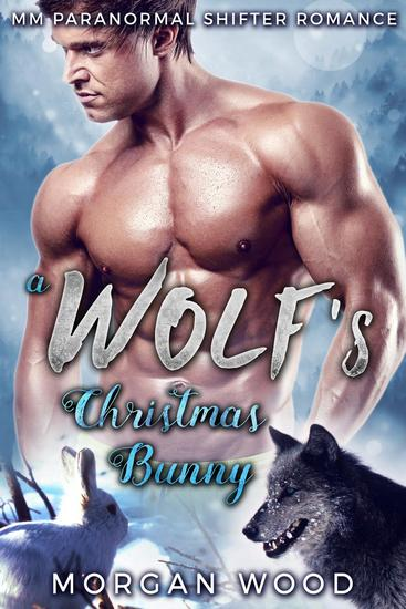 A Wolf's Christmas Bunny - Winter Wolves #1 - cover