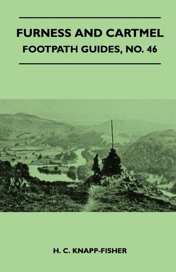 Furness and Cartmel - Footpath Guide - cover
