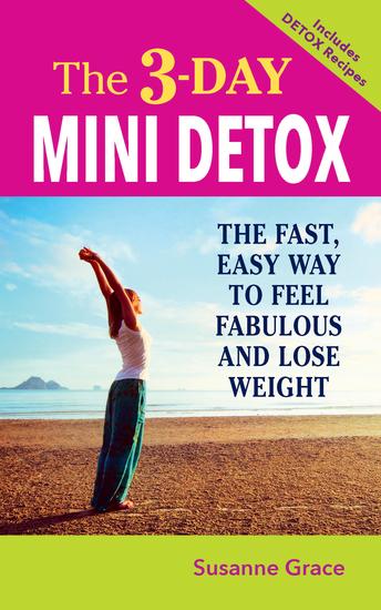 3-Day Mini Detox The - cover