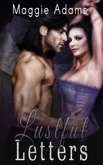 Lustful Letters - The Lustful Trilogy #1 - cover