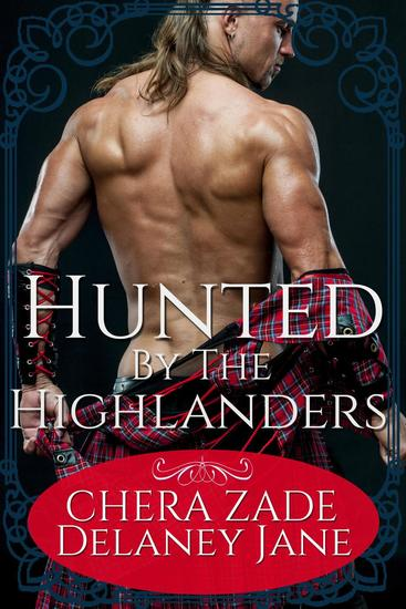 Hunted by the Highlanders - The Highlander's Command - cover