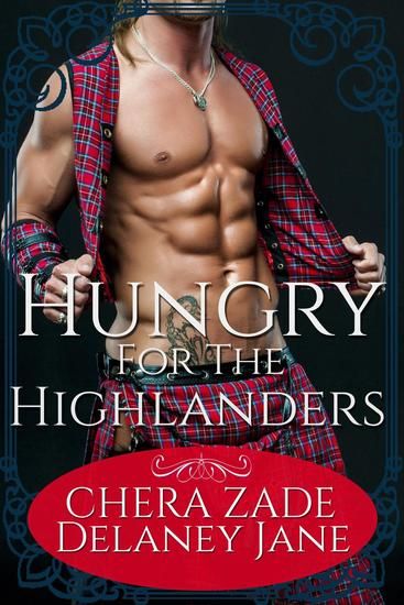 Hungry for the Highlanders - The Highlander's Command - cover