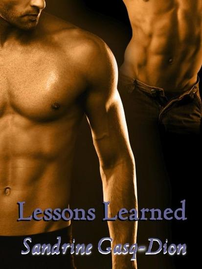 Lessons Learned - The Assassin Shifters #19 - cover