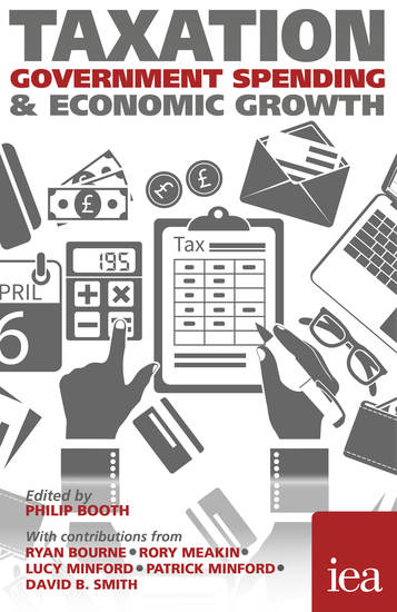 Taxation Government Spending and Economic Growth - cover