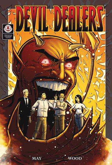 Devil Dealers - cover