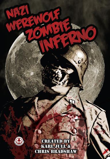 Nazi Werewolf Zombie Inferno - cover