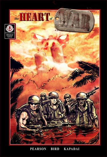 Heart of War - cover