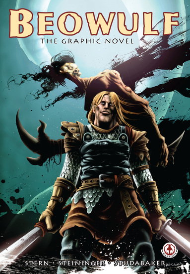 Beowulf: The Graphic Novel - cover