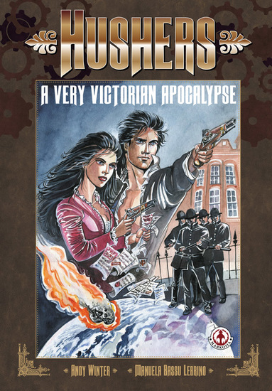 Hushers: A Very Victorian Apocalypse - cover