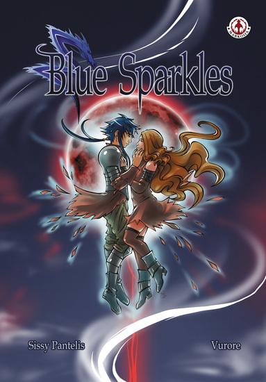 Blue Sparkles - cover