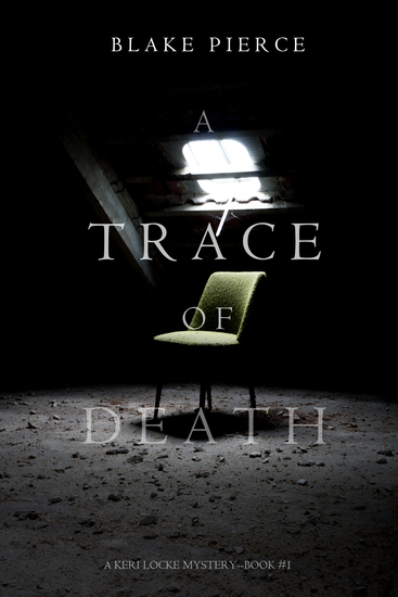 A Trace of Death (a Keri Locke Mystery--Book #1) - cover